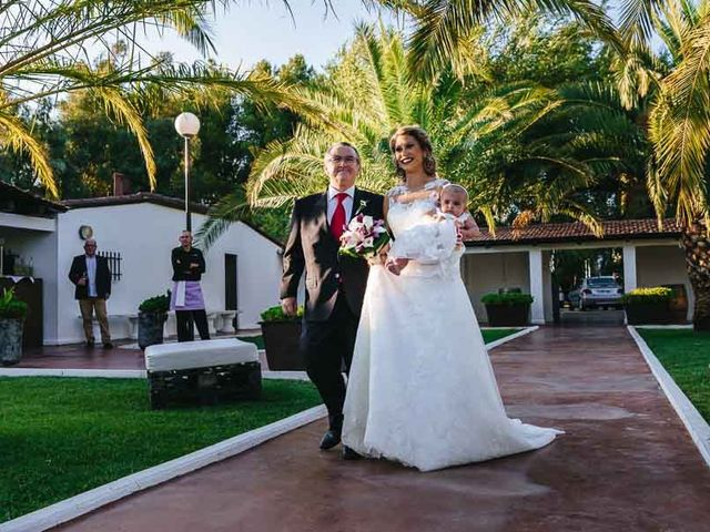 La boda de Ruben y Patricia en Cubas De La Sagra, Madrid 5