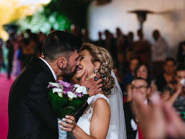 La boda de Ruben y Patricia en Cubas De La Sagra, Madrid 1
