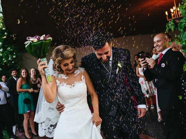 La boda de Ruben y Patricia en Cubas De La Sagra, Madrid 12