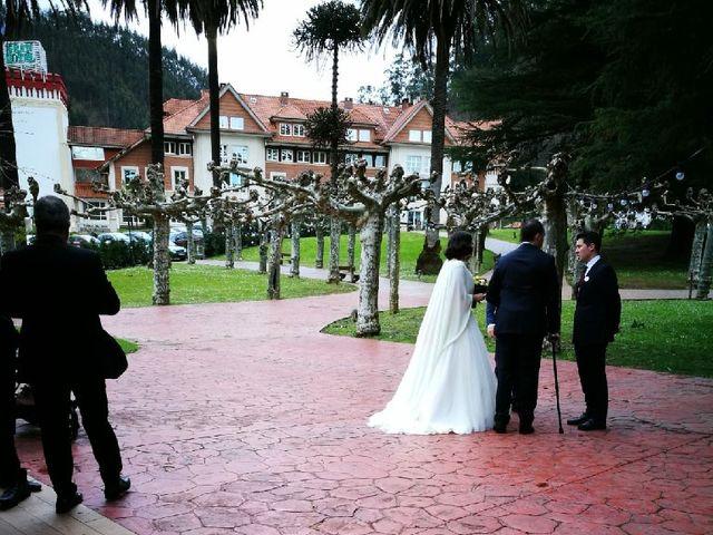 La boda de David y Virginia  en Puente Viesgo, Cantabria 4