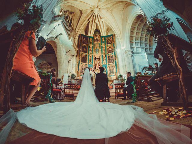 La boda de Juanra y Sara en Alcaraz, Albacete 18