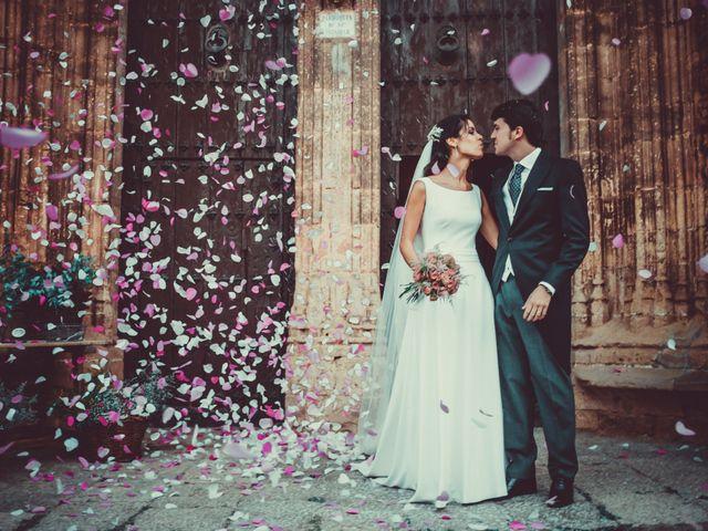 La boda de Juanra y Sara en Alcaraz, Albacete 21