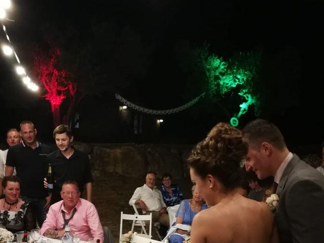 La boda de Steven  y Nicole  en Cistella, Girona 5
