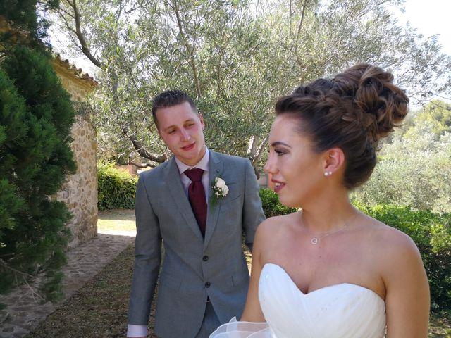 La boda de Steven  y Nicole  en Cistella, Girona 13