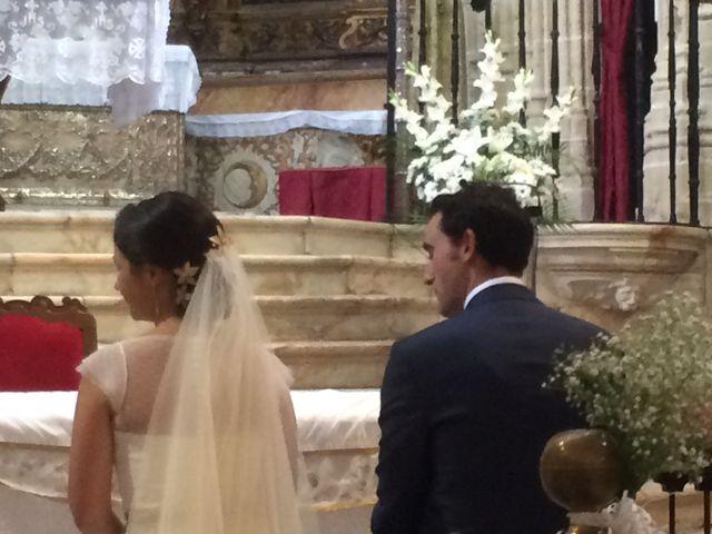 La boda de Peter y Candela en Roche, Cádiz 1