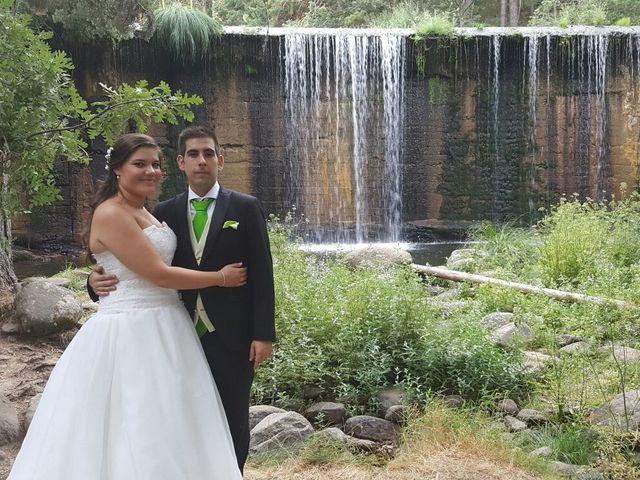 La boda de Guillermo y Sara en El Molar, Jaén 1