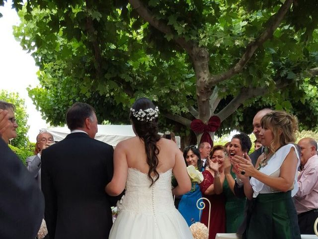 La boda de Guillermo y Sara en El Molar, Jaén 5