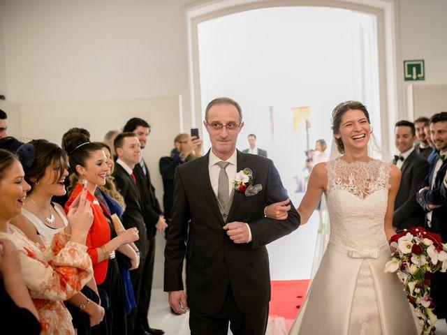 La boda de Johan y Marta en Pamplona, Navarra 16