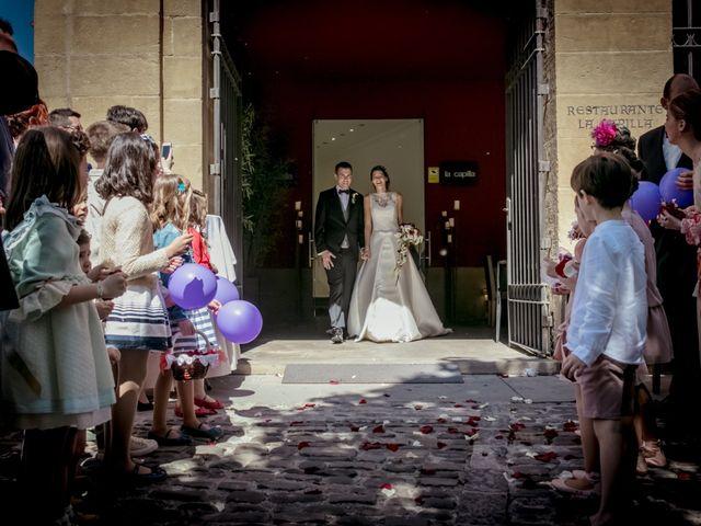 La boda de Johan y Marta en Pamplona, Navarra 20