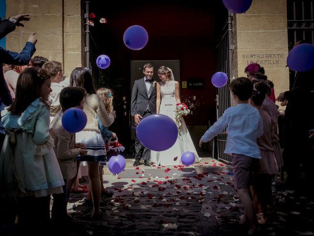 La boda de Johan y Marta en Pamplona, Navarra 21