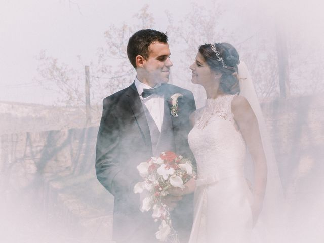 La boda de Marta y Johan