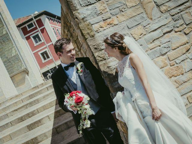 La boda de Johan y Marta en Pamplona, Navarra 24