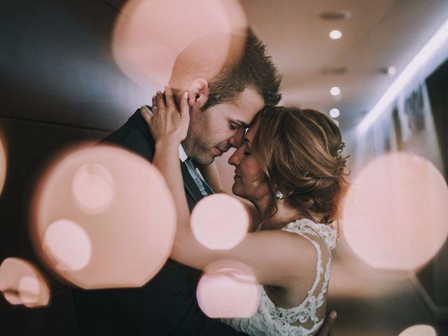 La boda de Judit y Ivan