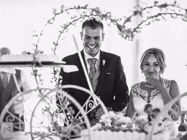 La boda de Ivan y Judit en Argamasilla De Calatrava, Ciudad Real 76