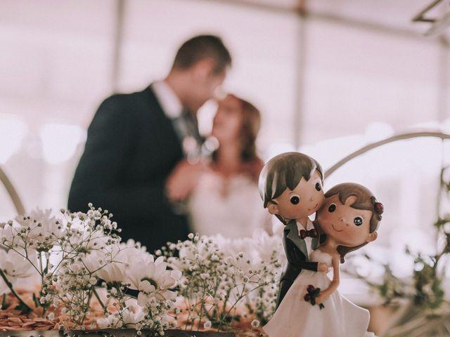 La boda de Ivan y Judit en Argamasilla De Calatrava, Ciudad Real 78