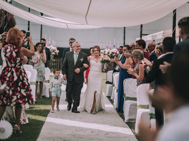 La boda de Ivan y Judit en Argamasilla De Calatrava, Ciudad Real 53