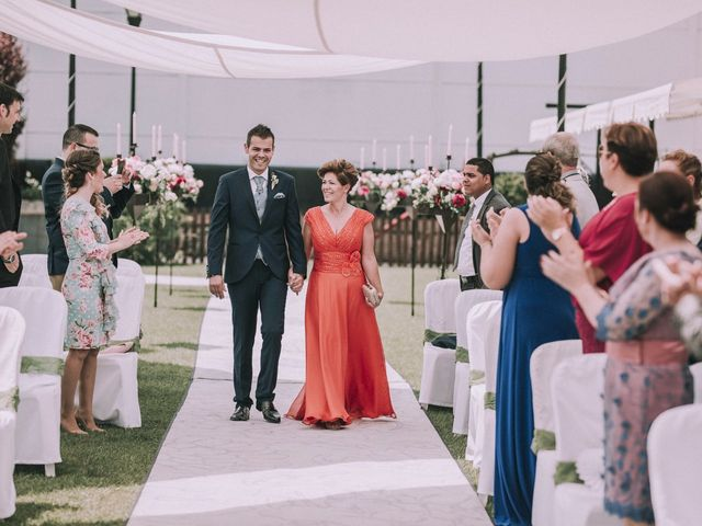La boda de Ivan y Judit en Argamasilla De Calatrava, Ciudad Real 50