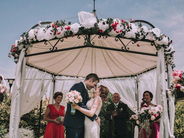 La boda de Ivan y Judit en Argamasilla De Calatrava, Ciudad Real 64