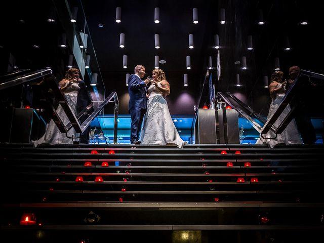 La boda de Amanda  y Asier