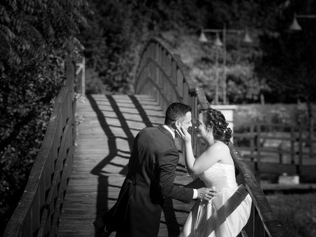La boda de Javi y Laura en Ponferrada, León 1