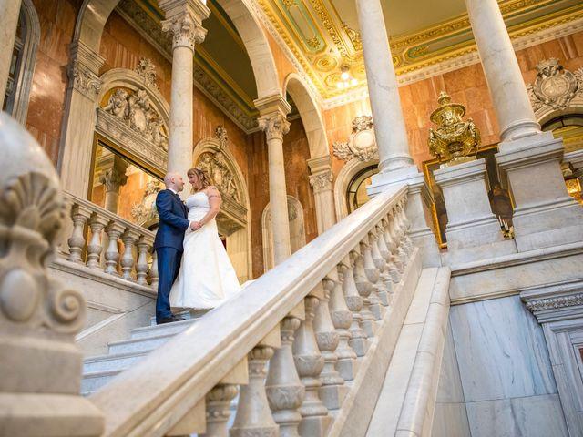La boda de Asier  y Amanda  en Bilbao, Vizcaya 13