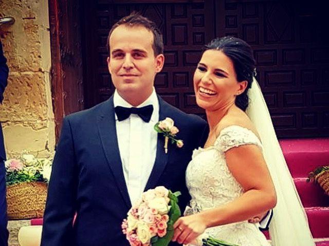La boda de César y Pilar en Roquetas De Mar, Almería 3
