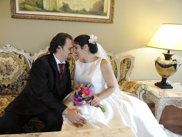 La boda de José Carlos y Violeta en Granada, Granada 1