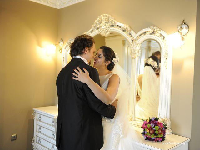 La boda de Violeta y José Carlos