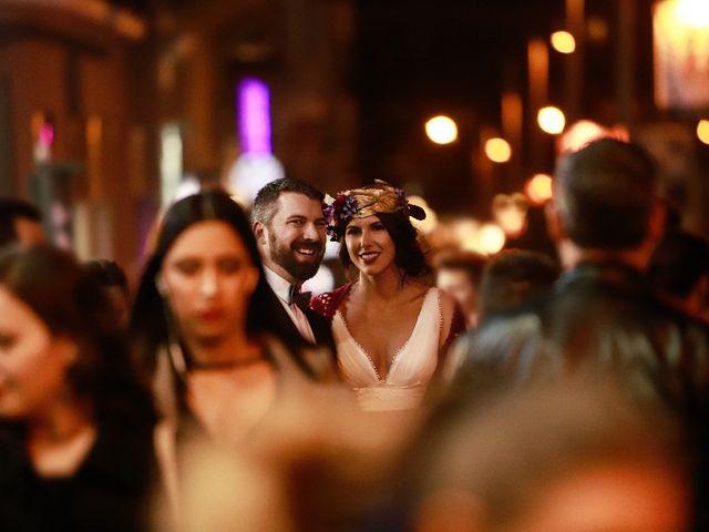 La boda de Montana y Bea en Madrid, Madrid 2