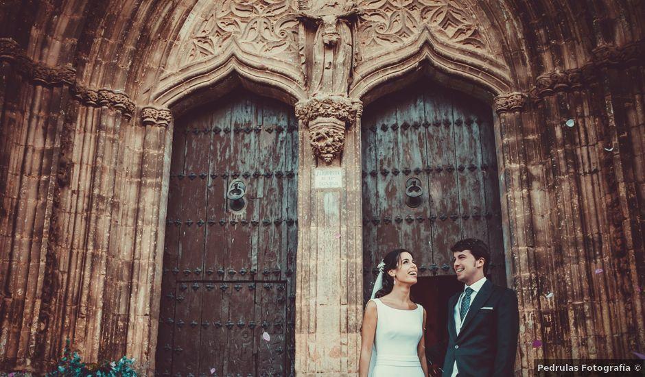 La boda de Juanra y Sara en Alcaraz, Albacete