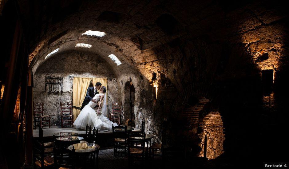 La boda de Daniel y Sandra en Córdoba, Córdoba