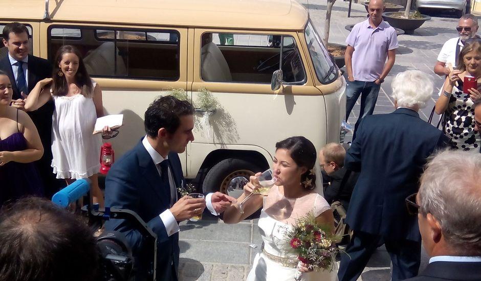 La boda de Peter y Candela en Roche, Cádiz