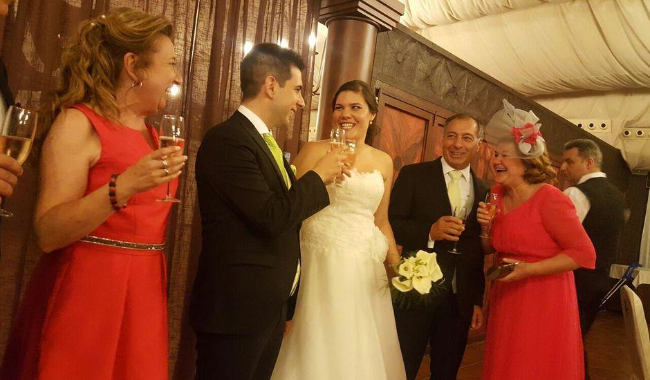 La boda de Guillermo y Sara en El Molar, Jaén