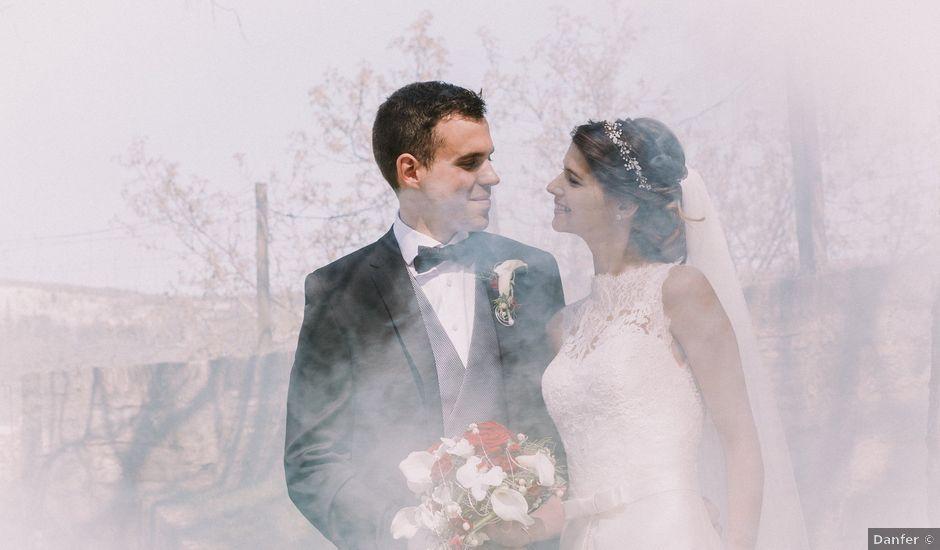 La boda de Johan y Marta en Pamplona, Navarra