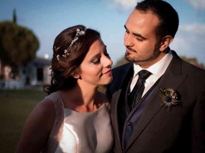 La boda de Ana Paula y Javier