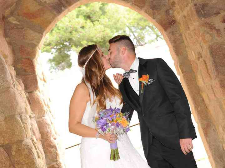 La boda de Sarah  y Rubén
