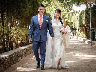 La boda de Angélica y Diego