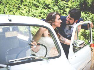 La boda de Carlos y Jessy