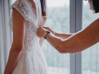 La boda de Cristina y Jules 2