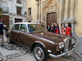 La boda de Julia y Juan Carlos 3