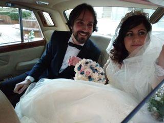 La boda de Julia y Juan Carlos