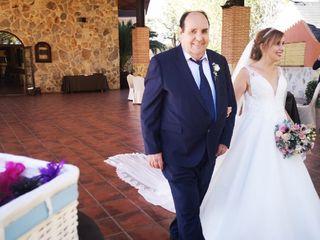 La boda de Ana María y Juan Carlos 1