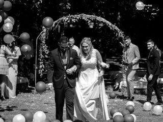 La boda de Jaqueline y Miguel Angel