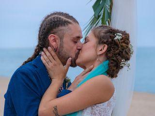 La boda de Alexia y Borja