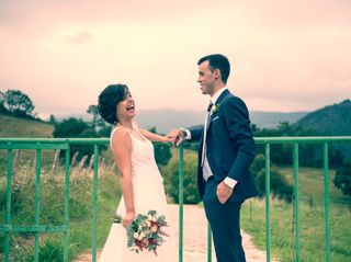 La boda de Maitane y Ander