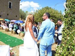 La boda de Stella  y Iván