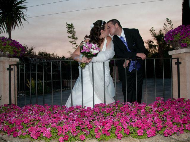 La boda de Iván y Cristina