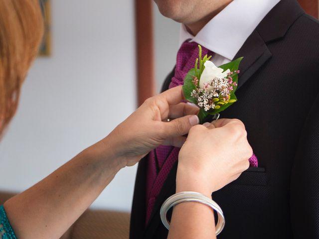 La boda de Jose y Gema en Bolaños De Calatrava, Ciudad Real 6
