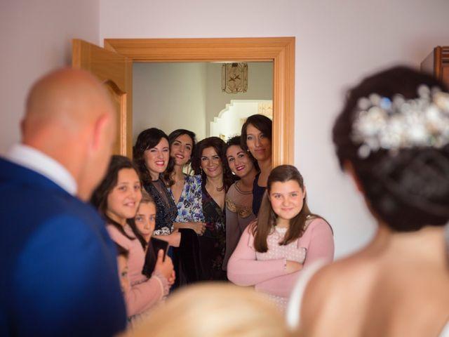 La boda de Jose y Gema en Bolaños De Calatrava, Ciudad Real 11