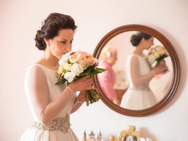 La boda de Jose y Gema en Bolaños De Calatrava, Ciudad Real 15